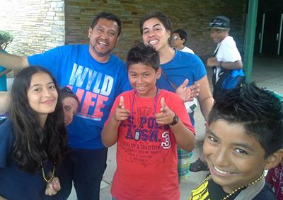 wyldlife camp 2013