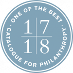 One Of The Best | Catalogue For Philanthropy 2017-18