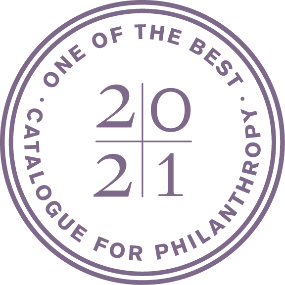 Catalogue For Philanthropy Seal