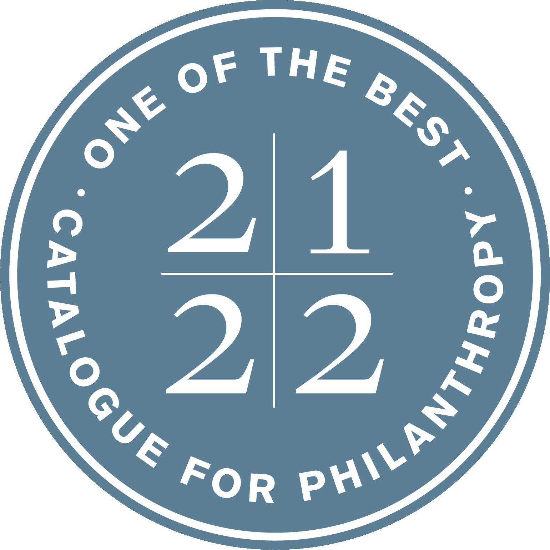 Catalogue For Philanthropy Seal